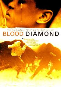 Blood Diamond - 11 x 17 Movie Poster - Style E