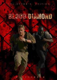 Blood Diamond - 11 x 17 Movie Poster - Style G