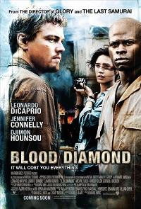 Blood Diamond - 27 x 40 Movie Poster - Style I