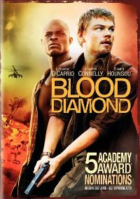 Blood Diamond - 27 x 40 Movie Poster - Style J