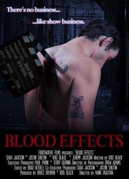 Blood Effects - 27 x 40 Movie Poster - Style A