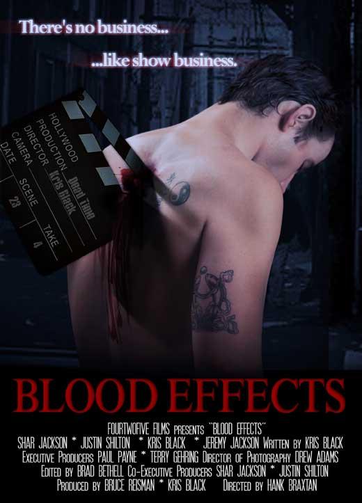 Blood Effects movie