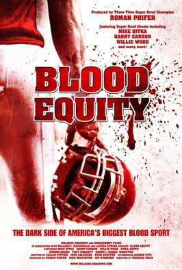 Blood Equity - 11 x 17 Movie Poster - Style A