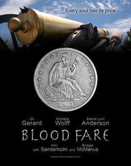 Blood Fare - 11 x 17 Movie Poster - Style A