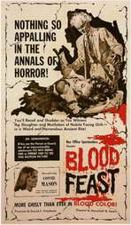 Blood Feast - 11 x 17 Movie Poster - Style A