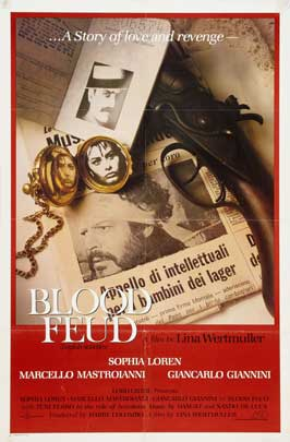 Blood Feud - 27 x 40 Movie Poster - Style A