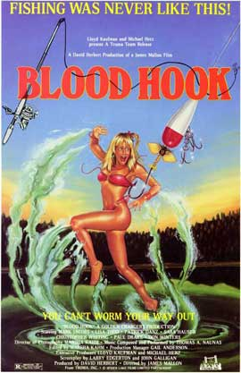 Blood Hook - 11 x 17 Movie Poster - Style A