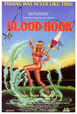 Blood Hook - 27 x 40 Movie Poster - Style A