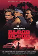 Blood In . . . Blood Out: Bound by Honor - 27 x 40 Movie Poster - Style B