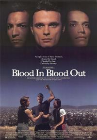 Blood In . . . Blood Out: Bound by Honor - 43 x 62 Movie Poster - Bus Shelter Style A