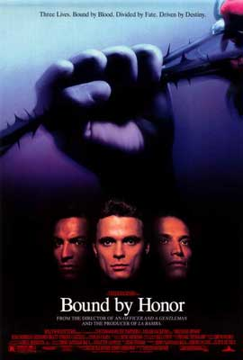 Blood In . . . Blood Out: Bound by Honor - 27 x 40 Movie Poster - Style D