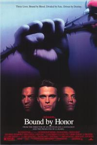 Blood In . . . Blood Out: Bound by Honor - 43 x 62 Movie Poster - Bus Shelter Style B