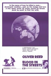 Blood in the Streets - 27 x 40 Movie Poster - Style A