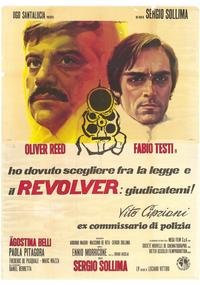 Blood in the Streets - 11 x 17 Movie Poster - Italian Style B