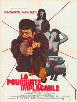 Blood in the Streets - 11 x 17 Movie Poster - French Style A