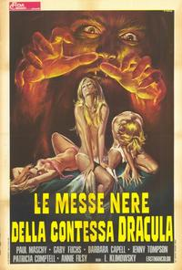 Blood Moon - 27 x 40 Movie Poster - Spanish Style A