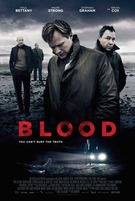 Blood - 11 x 17 Movie Poster - Style A