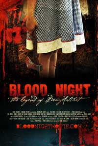 Blood Night - 11 x 17 Movie Poster - Style A