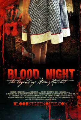 Blood Night - 27 x 40 Movie Poster - Style A
