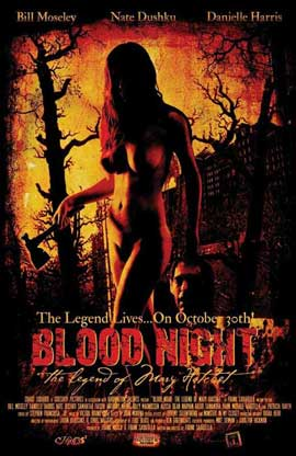 Blood Night - 11 x 17 Movie Poster - Style B