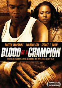 Blood of a Champion - 11 x 17 Movie Poster - Style A