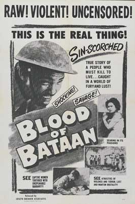Blood of Bataan - 11 x 17 Movie Poster - Style A