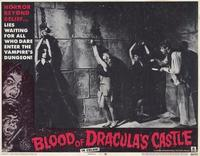 Blood of Dracula's Castle - 11 x 14 Movie Poster - Style A