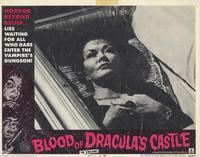 Blood of Dracula's Castle - 11 x 14 Movie Poster - Style F