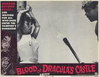 Blood of Dracula's Castle - 11 x 14 Movie Poster - Style C