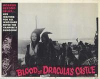 Blood of Dracula's Castle - 11 x 14 Movie Poster - Style H