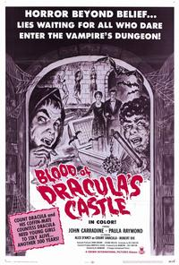 Blood of Dracula's Castle - 27 x 40 Movie Poster - Style A