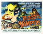 Blood of the Vampire - 11 x 14 Movie Poster - Style A