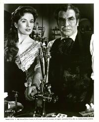 Blood of the Vampire - 8 x 10 B&W Photo #2