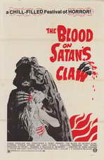 Blood on Satan's Claw - 11 x 17 Movie Poster - Style A