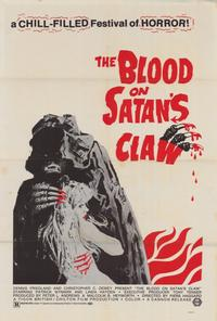 Blood on Satan's Claw - 27 x 40 Movie Poster - Style A