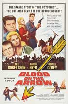 Blood on the Arrow - 27 x 40 Movie Poster - Style C