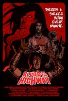 Blood on the Highway - 11 x 17 Movie Poster - Style A