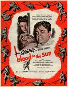Blood on the Sun - 11 x 17 Movie Poster - Style B