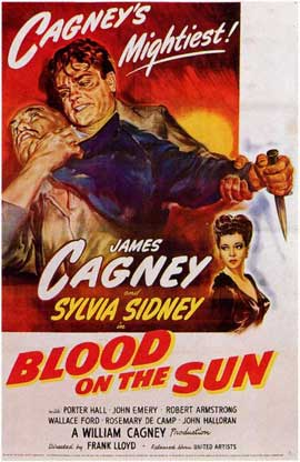 Blood on the Sun - 11 x 17 Movie Poster - Style A