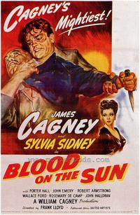 Blood on the Sun - 43 x 62 Movie Poster - Bus Shelter Style A