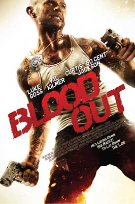 Blood Out - 43 x 62 Movie Poster - Bus Shelter Style A