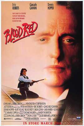 Blood Red - 27 x 40 Movie Poster - Style A