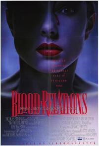 Blood Relations - 27 x 40 Movie Poster - Style A