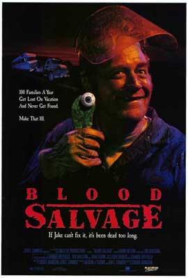 Blood Salvage - 27 x 40 Movie Poster - Style A