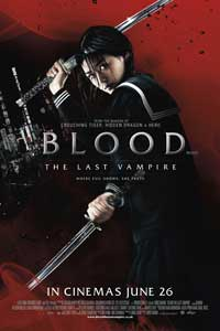 Blood: The Last Vampire - 43 x 62 Movie Poster - UK Style A