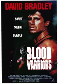 Blood Warriors - 11 x 17 Movie Poster - Style A