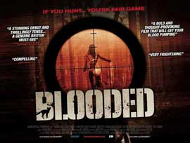 Blooded - 11 x 17 Movie Poster - UK Style A
