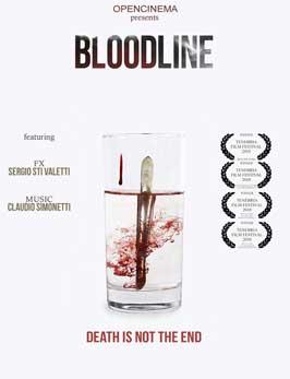 Bloodline - 11 x 17 Movie Poster - Style B