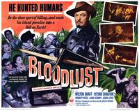 Bloodlust - 11 x 14 Movie Poster - Style A