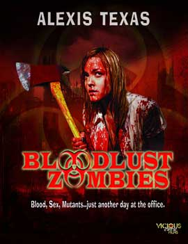 Bloodlust Zombies - 11 x 17 Movie Poster - Style A